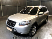 Used 2007 HYUNDAI SANTA FE BH349821 for Sale for Sale