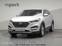 Used 2017 HYUNDAI TUCSON BH349822 for Sale for Sale