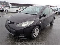 Used 2009 MAZDA DEMIO BH349487 for Sale for Sale