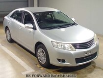 Used 2007 TOYOTA ALLION BH349353 for Sale for Sale