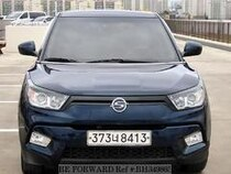 Used 2017 SSANGYONG TIVOLI BH349865 for Sale for Sale