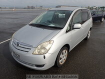 Used 2003 TOYOTA COROLLA SPACIO BH349360 for Sale for Sale