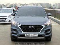 Used 2019 HYUNDAI TUCSON BH349872 for Sale for Sale