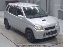 Used 2001 SUZUKI KEI BH349269 for Sale for Sale