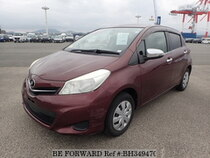 Used 2011 TOYOTA VITZ BH349470 for Sale for Sale