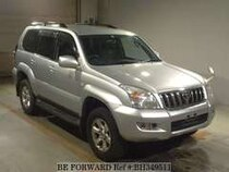 Used 2005 TOYOTA LAND CRUISER PRADO BH349511 for Sale for Sale