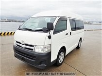 Used 2012 TOYOTA HIACE VAN BH349385 for Sale for Sale