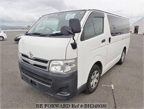 Used 2011 TOYOTA HIACE VAN BH349389 for Sale for Sale