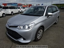 Used 2015 TOYOTA COROLLA FIELDER BH348848 for Sale for Sale