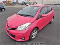 Used 2011 TOYOTA VITZ BH349398 for Sale for Sale