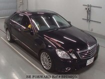 Used 2010 MERCEDES-BENZ E-CLASS BH349250 for Sale for Sale