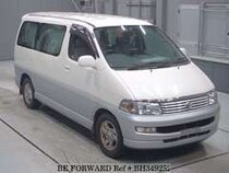Used 1998 TOYOTA REGIUS WAGON BH349252 for Sale for Sale