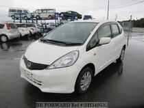 Used 2013 HONDA FIT BH349532 for Sale for Sale