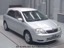 Used 2001 TOYOTA COROLLA RUNX BH349254 for Sale for Sale