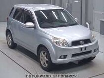 Used 2007 TOYOTA RUSH BH349255 for Sale for Sale