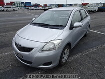 Used 2012 TOYOTA BELTA BH349257 for Sale for Sale