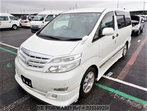 Used 2007 TOYOTA ALPHARD BH349258 for Sale for Sale