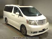 Used 2004 TOYOTA ALPHARD BH349537 for Sale for Sale