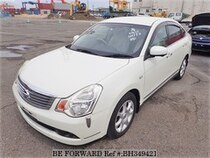Used 2009 NISSAN BLUEBIRD SYLPHY BH349421 for Sale for Sale