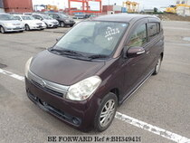 Used 2009 DAIHATSU MIRA CUSTOM BH349419 for Sale for Sale