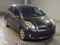 Used 2009 TOYOTA VITZ BH349420 for Sale for Sale