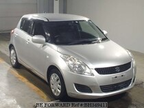 Used 2013 SUZUKI SWIFT BH349411 for Sale for Sale