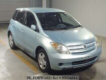 Used 2004 TOYOTA IST BH349415 for Sale for Sale