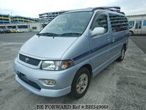 Used 1997 TOYOTA REGIUS WAGON BH349068 for Sale for Sale