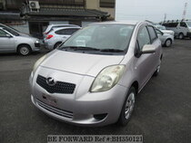 Used 2006 TOYOTA VITZ BH350121 for Sale for Sale