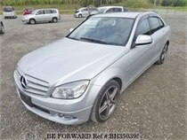 Used 2007 MERCEDES-BENZ C-CLASS BH350395 for Sale for Sale