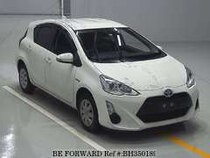 Used 2015 TOYOTA AQUA BH350189 for Sale for Sale