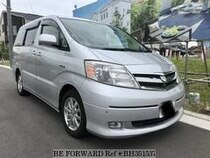 Used 2005 TOYOTA ALPHARD HYBRID BH351537 for Sale for Sale