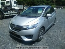 Used 2015 HONDA FIT HYBRID BH351387 for Sale for Sale