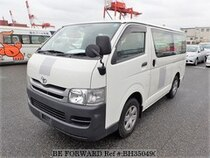 Used 2010 TOYOTA REGIUSACE VAN BH350490 for Sale for Sale
