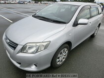 Used 2011 TOYOTA COROLLA FIELDER BH351369 for Sale for Sale