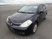 Used 2007 NISSAN TIIDA BH351730 for Sale for Sale