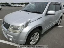 Used 2007 SUZUKI ESCUDO BH351718 for Sale for Sale