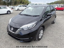Used 2018 NISSAN NOTE BH351846 for Sale for Sale