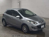 Used 2012 MAZDA DEMIO BH352053 for Sale for Sale