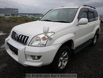 Used 2004 TOYOTA LAND CRUISER PRADO BH352150 for Sale for Sale