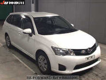 Used 2015 TOYOTA COROLLA FIELDER BH352062 for Sale for Sale