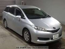 Used 2013 TOYOTA WISH BH351951 for Sale for Sale