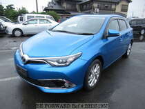 Used 2015 TOYOTA AURIS BH351955 for Sale for Sale