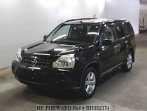 Used 2009 NISSAN X-TRAIL BH352174 for Sale for Sale