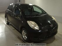 Used 2007 TOYOTA VITZ BH352033 for Sale for Sale