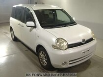 Used 2005 TOYOTA SIENTA BH352034 for Sale for Sale