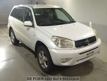 Used 2005 TOYOTA RAV4 BH352036 for Sale for Sale
