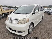 Used 2003 TOYOTA ALPHARD BH352133 for Sale for Sale