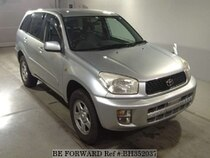 Used 2001 TOYOTA RAV4 BH352037 for Sale for Sale