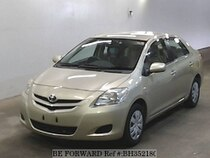 Used 2007 TOYOTA BELTA BH352180 for Sale for Sale